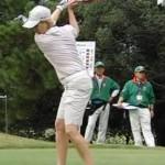 カリーウェブ選手の飛距離アップのコツはバックスイングで筋肉をゴムのように伸ばす