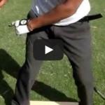 ボールを飛ばすために必要な腰のキレを鍛える練習方法